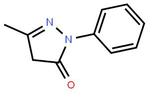 3-甲基-1-苯基-2-吡唑啉-5-酮
