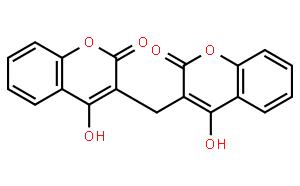 3,3`-亚甲基双(4-羟基香豆素)