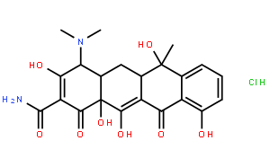 盐酸四环素