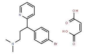 马来酸溴苯那敏