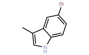 5-溴-3-甲基吲哚