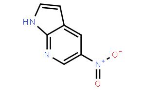 5-硝基-7-氮杂吲哚