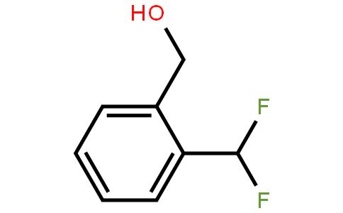 [2-(Difluoromethyl)phenyl]methanol, 2-(Hydroxymethyl)benzal fluoride