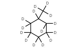 氘代甲基环己烷-d{14}