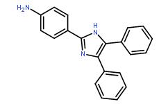 Benzenamine, 4-(4,5-diphenyl-1H-imidazol-2-yl)-