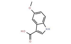 5-甲氧基吲哚-3-羧酸