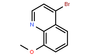 4-溴-8-甲氧基喹啉