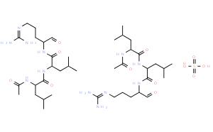 亮抑肽酶(丝氨酸/半胱氨酸蛋白酶抑制剂)