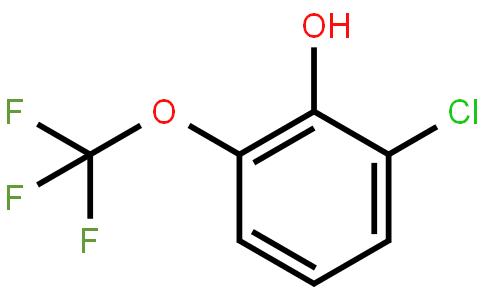 2-Chloro-6-(trifluoromethoxy)phenol