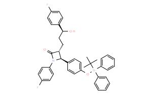 依折麦布苯氧基叔丁基二苯硅醚