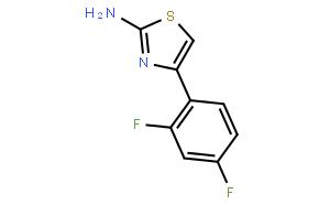 2-氨基-4-(2,4-二氟苯基)噻唑