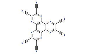 Dipyrazino[2,3-f:2',3'-h]quinoxaline-2,3,6,7,10,11-hexacarbonitrile