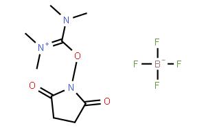 O-(N-琥珀酰亚胺基)-N N N'N'-四甲基四氟硼酸脲