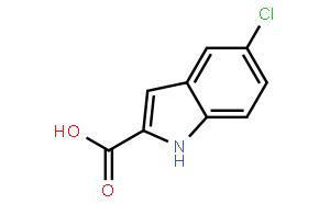 5-氯吲哚-2-甲酸