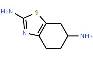 (S)-(-)-2,6-二氨基-4,5,6,7-四氢苯并噻唑