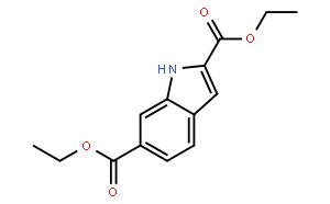吲哚-6-羧酸乙酯-2-羧酸乙酯