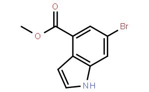 6-溴-4-吲哚甲酸甲酯