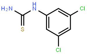 3,5-二氯苯基硫脲