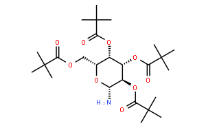 2,3,4,6-TETRA-O-PIVALOYL-BETA-D-GALACTO-PYRANOSYLAMINE
