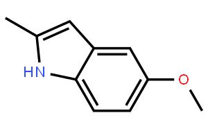 5-甲氧基-2-甲基吲哚