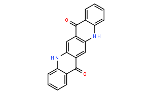 Quinacridone (purified by sublimation) 喹吖啶酮(以升华法纯化)