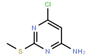 4-氨基-6-氯-2-甲硫基嘧啶