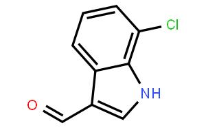 7-氯-1H-吲哚-3-苯甲醛