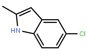 5-氯-2-甲基吲哚