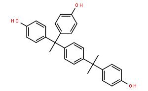 α,α,α'-三(4-羟苯基)-1-乙基-4-异丙苯