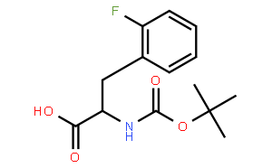 Boc-2-fluoro-L-phenylalanine