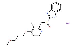 雷贝拉唑钠
