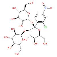 2-氯-4-硝基苯-α-D麦芽三糖苷