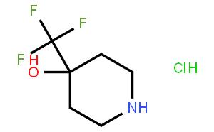 4-(Trifluoromethyl)piperidin-4-ol hydrochloride
