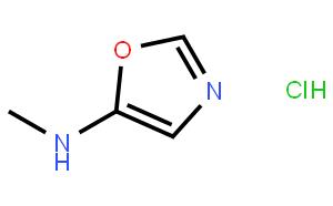 Oxazol-5-yl-MethylaMine hydrochloride