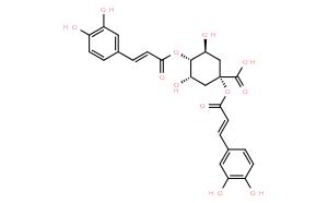 1,3-二咖啡酰奎宁酸;洋蓟素