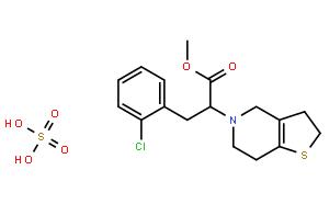 二硫酸氯吡格雷