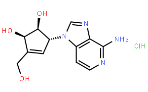 3-deazaneplanocin A HCl
