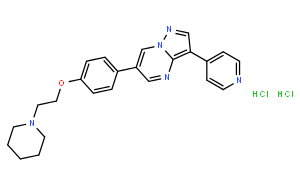 Dorsomorphin (Compound C) 2HCl