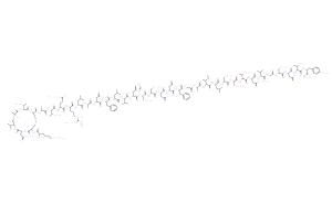 Diabetes associated peptide amide human