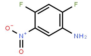 2,4-二氟-5-硝基苯胺