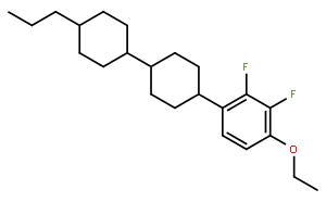1-乙氧基-2,3-二氟-4-[(反式,反式)-4'-丙基[1,1'-联环己烷]-4-基]苯