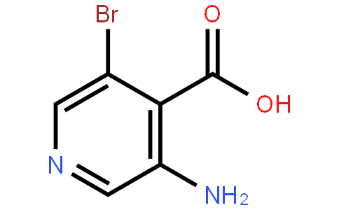 3-Amino-5-bromoisonicotinic acid
