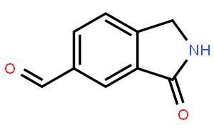 3-oxoisoindoline-5-carbaldehyde