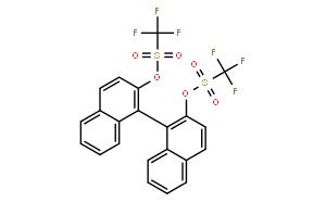 |R|-(-)-1,1'-二-2-萘酚双(三氟甲磺酸酯)