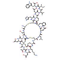 Sarafotoxin S6a