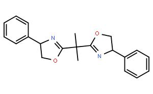 (S,S)-2,2'-异亚丙基双(4-苯基-2-恶唑啉)