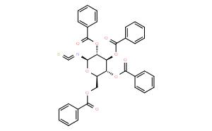 2,3,4,6-Tetra-O-benzoyl-beta-D-glucopyranosyl Isothiocyanate [for HPLC Labeling] 2,3,4,6-四-O-苯甲酰基-β-D-吡喃葡萄糖基异硫氰酸酯[用于高效液相色谱标记]