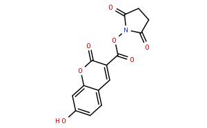 N-琥珀酰亞胺基-7-羥基香豆素-3-羧酸酯