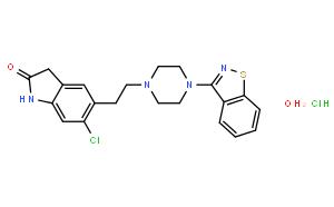 盐酸齐拉西酮
