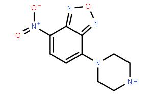 NBD-PZ (4-硝基-7-哌嗪-2,1,3-苯并恶二唑)